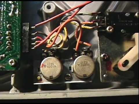 Fixing Unstable Speed on Technics Turntable