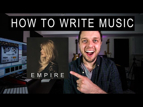 how to write music 3 tips for making an album youtube
