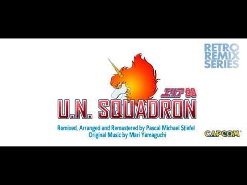 U.N. Squadron Remix - Frontline Base Remix (Area 88)
