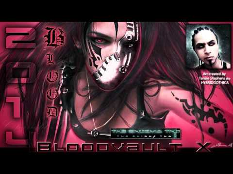 Cybergoth Music | The Enigma TNG - Bloodvault X