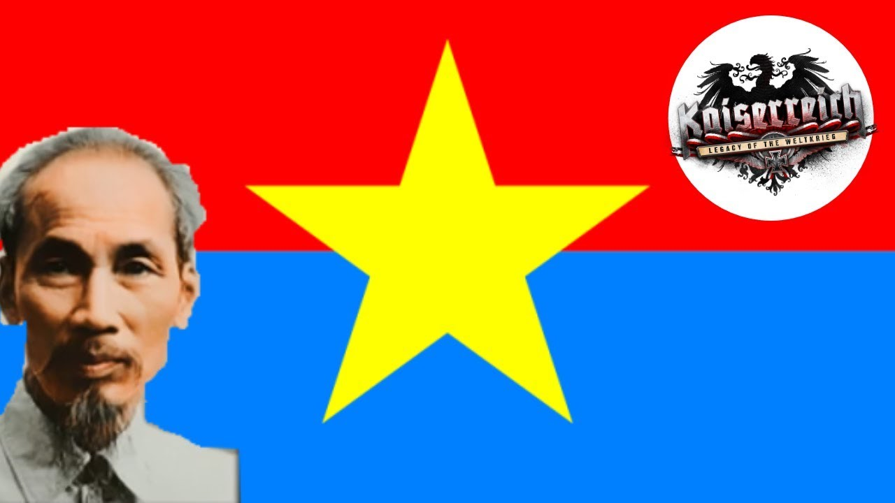 Hearts of Iron IV Kaiserreich - Indochina [1] Germany's Vietnam War