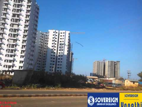 Latest Video on Construction Status of Sovereign Unnathi Apartment
