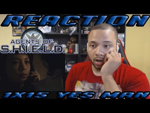 Download Agents of Shield Season 1 Episode 15 - Yes Man - REACTION!!