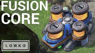 StarCraft 2: HIDDEN Fusion Core!