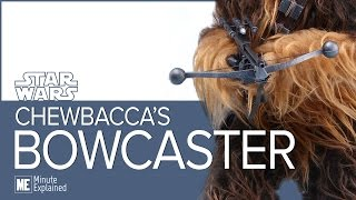 Chewie's BOWCASTER Explained!