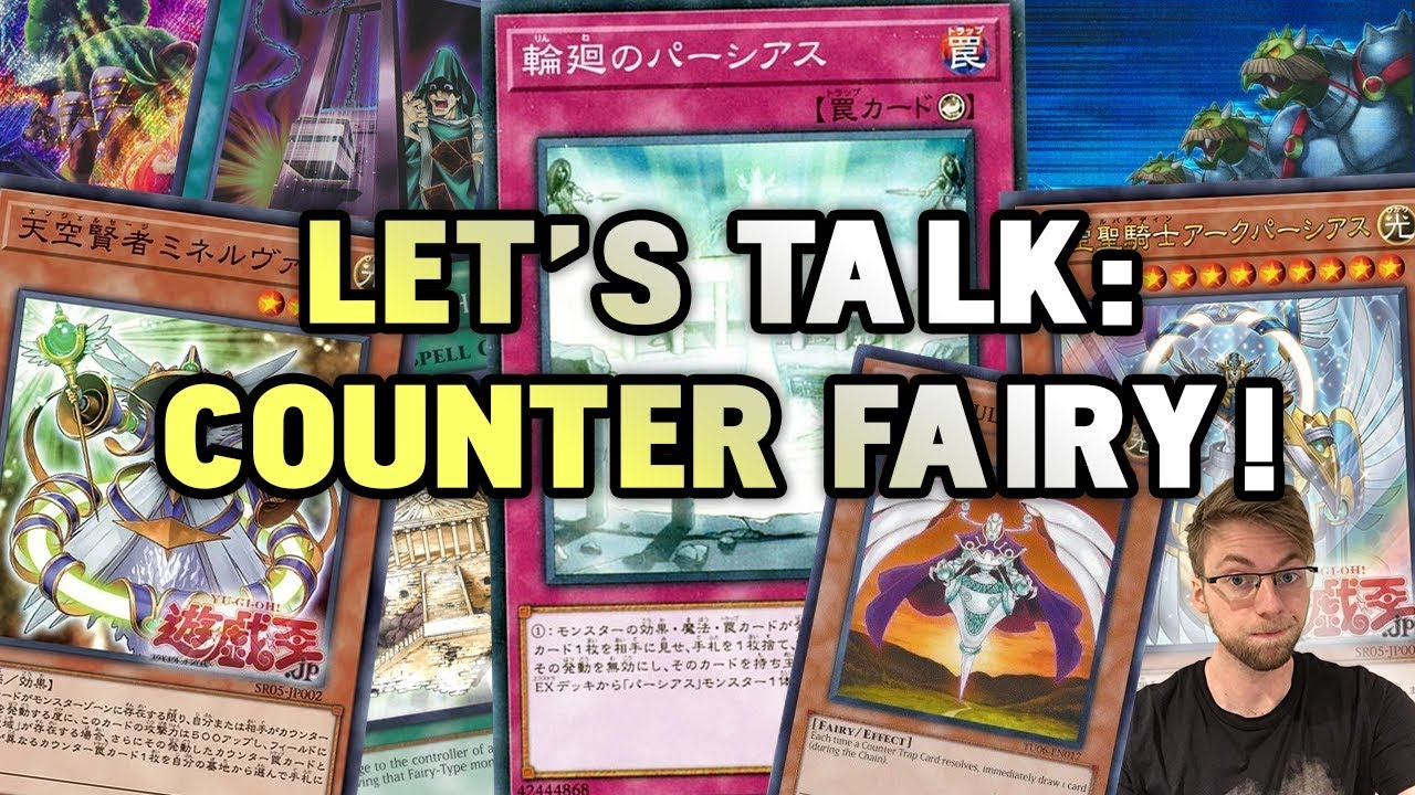 Let's Talk: Counter Fairy (Post Wave of Light 2018