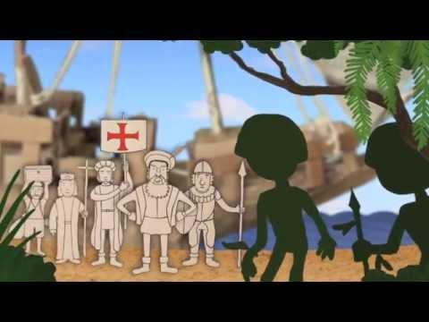 Edukators - Tupis e os portugueses