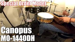 【Ikebe channel】CANOPUS MO Limited Model【#DS渋谷試奏動画】
