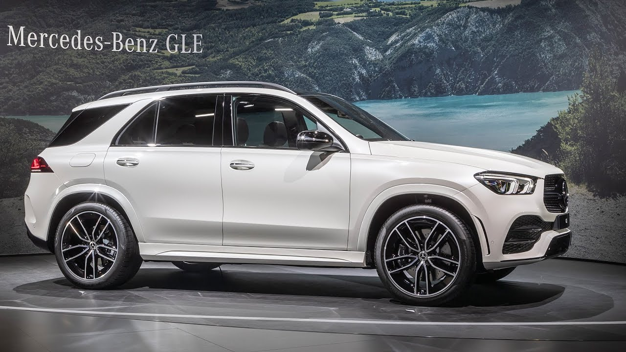 2019 Mercedes-Benz GLE - Magnificent Mid-Size SUV - YouTube