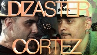 Gambar cover KOTD - Rap Battle - Dizaster vs Cortez