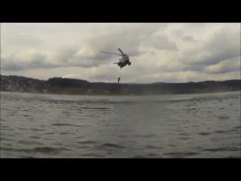 Royal Canadian Navy - Ship's Team Diver Course 2013 HD