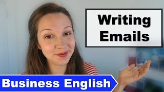 Business English: 3 Email Expressions [Advanced Professional English]