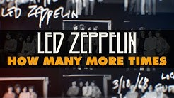 Led Zeppelin - How Many More Times (Official Audio)