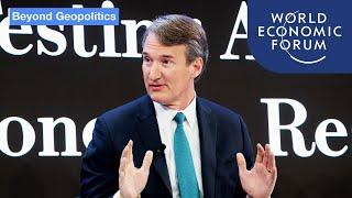Gambar cover Testing America's Economic Resilience | DAVOS 2020
