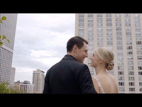 Michele & James - Wedding / Teaser Video @ Peninsula Chicago