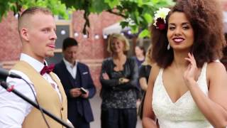 Rebekka & Guillaume - Wedding Video