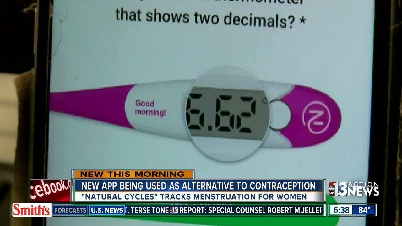 New App Could Be Alternative To Birth Control Pill