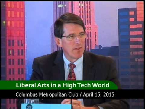The Relevance of Liberal Arts in a High Tech World