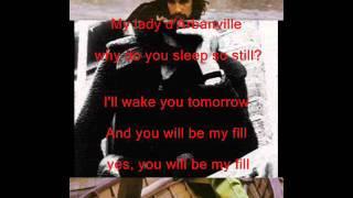 CAT STEVENS - Lady D'Arbanville (lyrics)