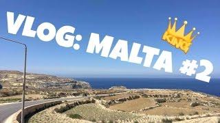 VLOG: Malta #2 Beyonce na Malcie?!
