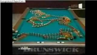 el mejor juego de billar del mundo con domino
