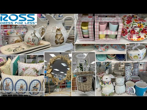 ross-kitchen-home-decor-*-spring-&-easter-decor-|-shop-with-me-2020(prerecorded)