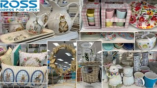 Ross Kitchen Home Decor * Spring & Easter Decor | Shop With Me 2020 Prerecorded