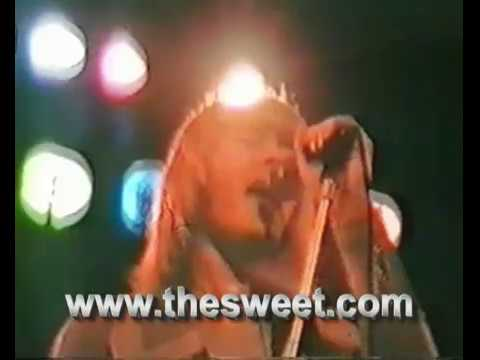 The Sweet - Blockbuster Live 1975 - (thx Henx )