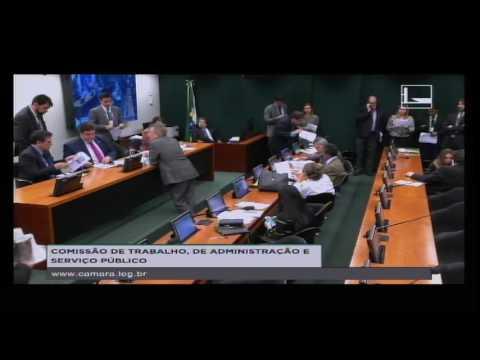 TRABALHO, ADMINISTRAÇÃO E SERVIÇO PÚBLICO - Reunião Deliberativa - 06/07/2016 - 10:40