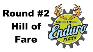 Hill of Fare - Aberdeenshire Enduro Series 2019