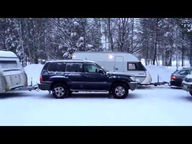 Nordkapp Vintertur 2015 - Video 8