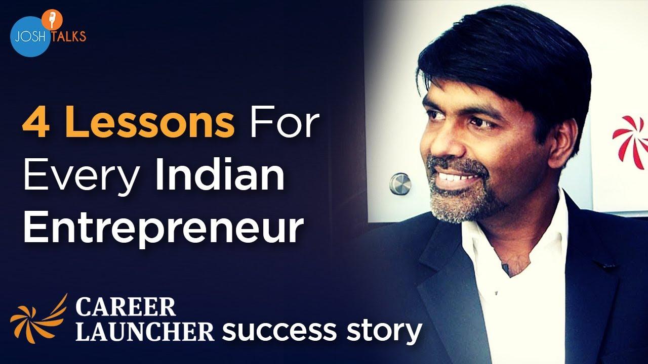 Struggle And Success: Inspiring Story of an Entrepreneur | Satya Narayanan | Josh Talks