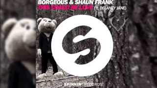 Borgeous &amp Shaun Frank feat. Delaney Jane - This Could Be Love (Radio Edit) [Official]