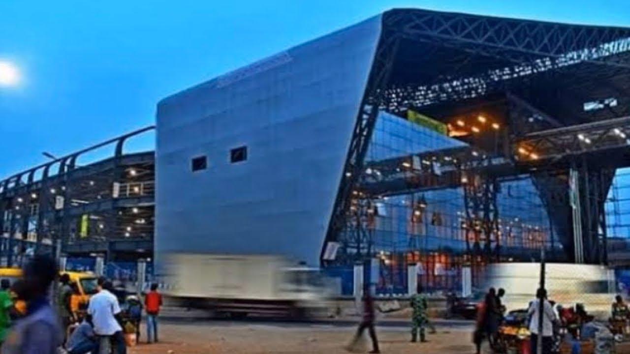 Download The New Brt| Oshodi Terminal Interchange