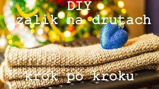 DIY: SZALIK NA DRUTACH - KROK PO KROKU (część 2)