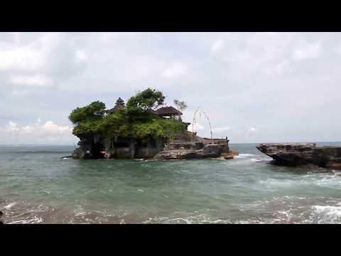 Tanah Lot Temple, Bali, HD quality