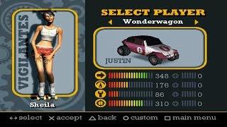 Vigilante 8 2nd Offense | Wonderwagon Quest