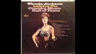 Wanda Jackson - Blue Yodel No.6 (He Left Me This Mornin
