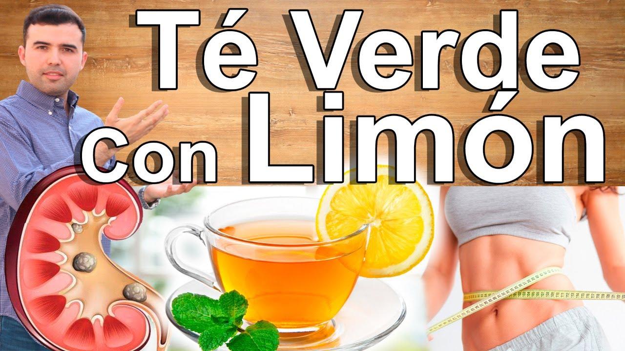 Té Verde Con Limón En Ayunas Y Rejuvenece - Para Qué Sirve? Riñones, Diabetes, Bajar De Peso Y Más
