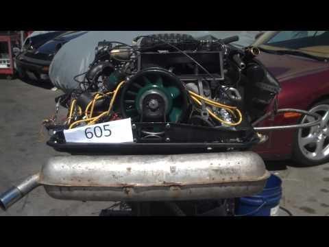 Doc's 1977 Porsche 911 2.7 Rebuilt Engine Motor Meister