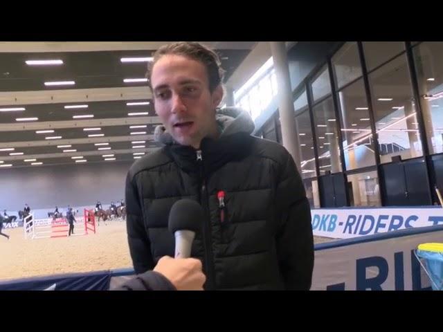 DKB Riders Tour - Denis Nielsens Ziel