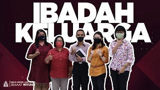 Ibadah Keluarga (Batih) - 06 Agustus 2020 // GKJW Jemaat Wiyung