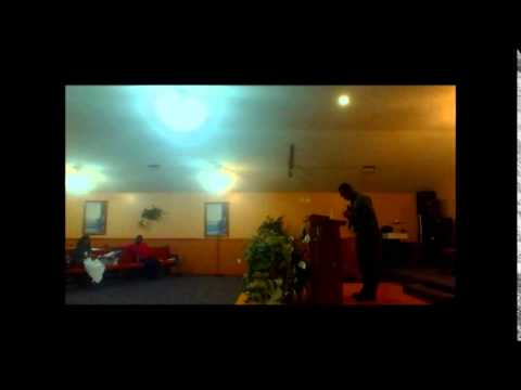Min. Tony Pope Trial At Christway Pt.2