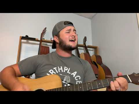Raised On Country | Chris Young | Acoustic Cover | Dylan Johnson