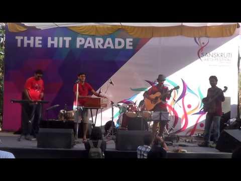 Harmonium( Indian Folk Jazz) by Omkar Patil -Sanskruti Art Festival