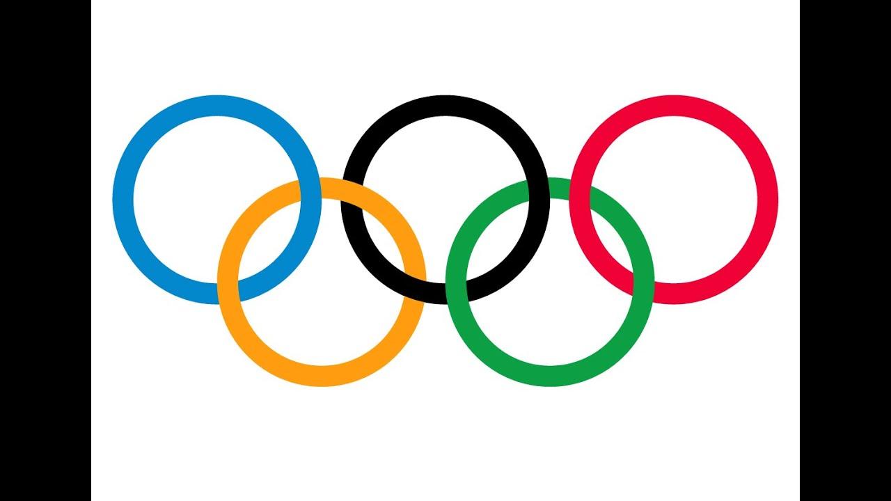 7 cr er un logo des jeux olympique youtube - Anneau des jeux olympique ...