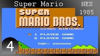 [ПРОХОЖДЕНИЕ] - Super Mario Bros - 4/5 - На седьмом небе от несчастья(, 2015-09-11T10:53:25.000Z)