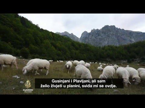 "Al jezeera Balkans ""Vrhovi Balkana"" Prokletije Plav-Gusinje-Maja-Valbona-Albanija"