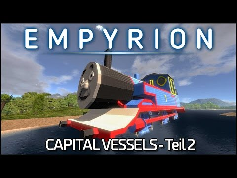 Capital Vessels Teil 2 - Empyrion Galactic Survival S07E25 [Gameplay German Deutsch] [Let's Play]
