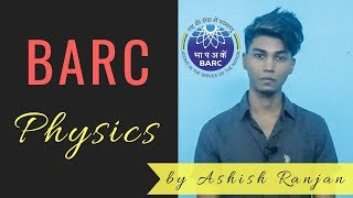 How to crack BARC Physics